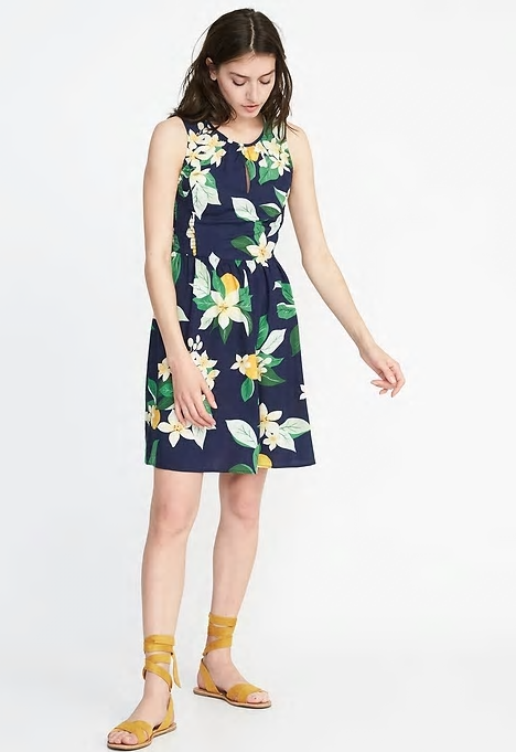 bb2a0377ff ... Print from Old Navy – Women's Dress 1; Women's Dress 2; Baby Bubble;  Plus-Sized Blouse; Maternity Dress; Toddler Top; Tiered Maxi; Girl's Swing  Dress.
