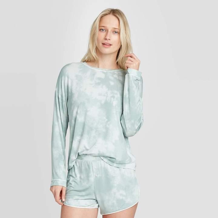womens-tie-dye-beautifully-soft-long-sleeve-pajama-set-stars-abovetm